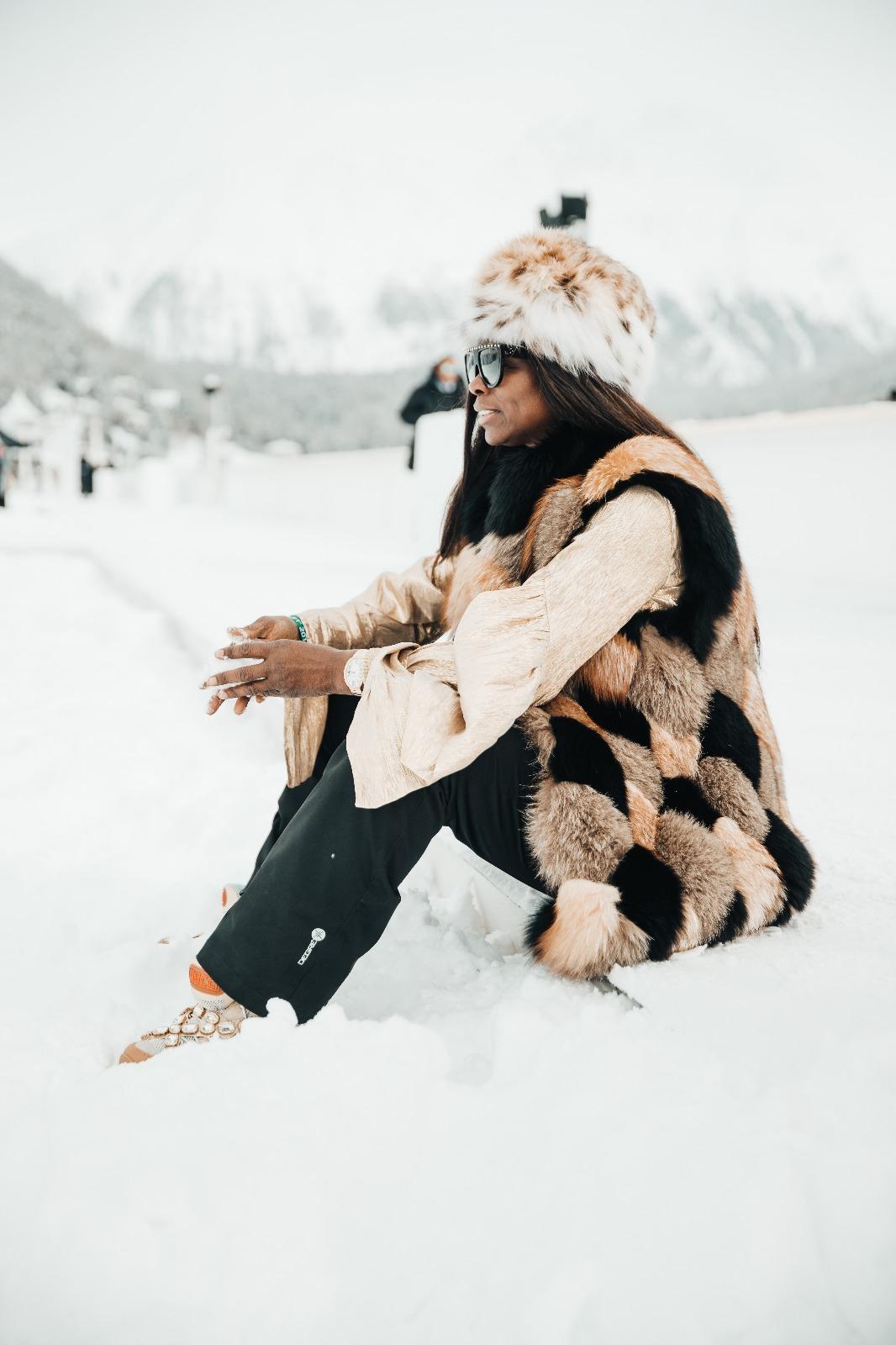 White Turf ysclife Yvonne Seier Christensen in St.Moritz